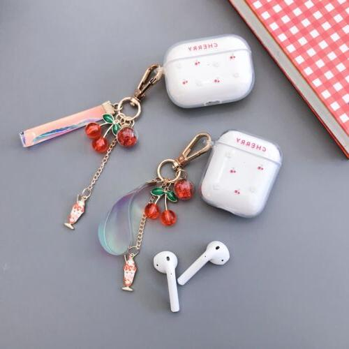 Clear Hard For Apple AirPods AirPods 3 Protective Skin