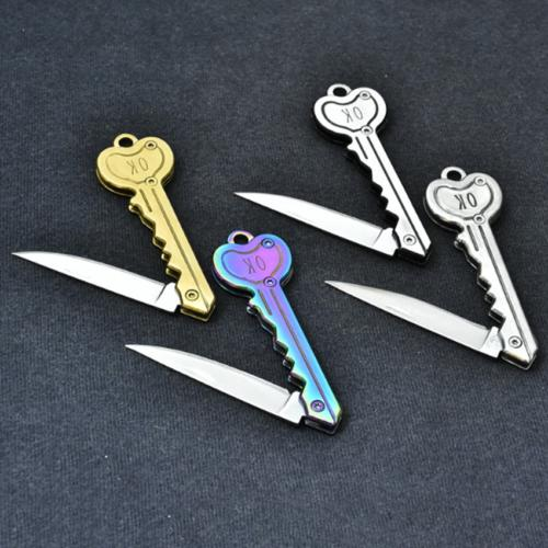 cute pocket stainless steel outdoor survival tool