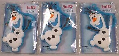 disney olaf frozen 3 key chain key
