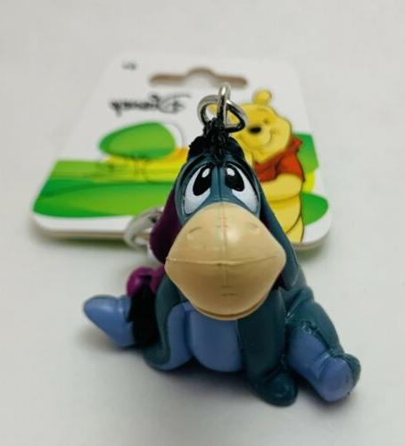 eeyore key chain licensed and new