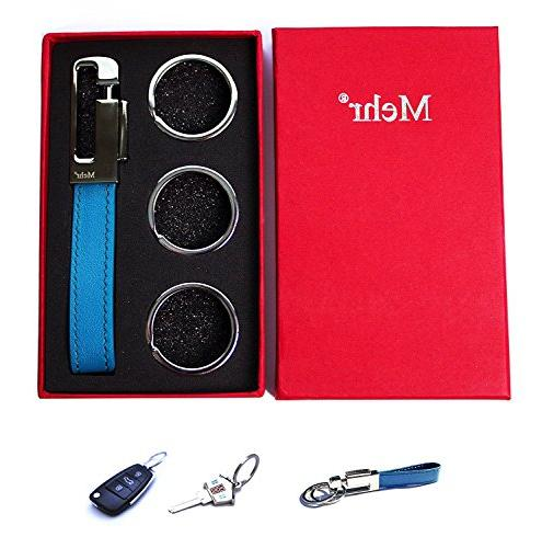 Mehr Elegant Key Chain - Detachable Keychain Key Rings