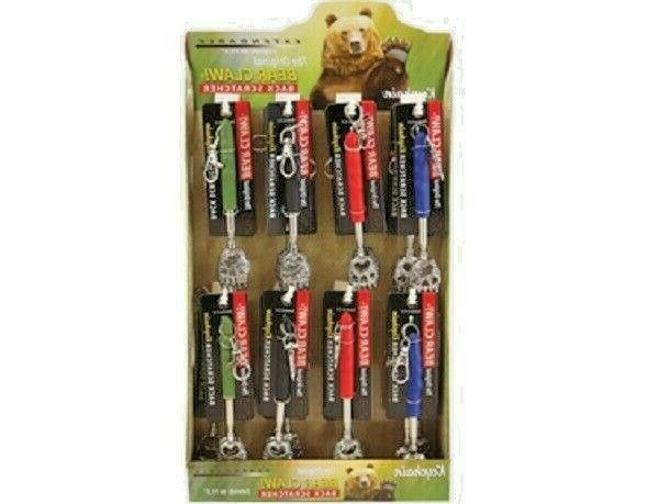 """Extendable Back Bear Claw Key Retracts 11.5"""""""