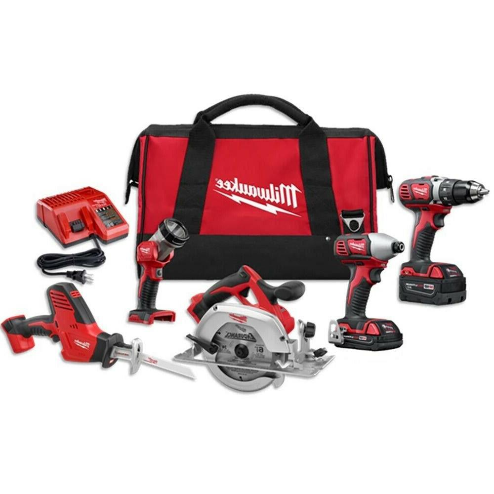 m18 lithium ion cordless combo