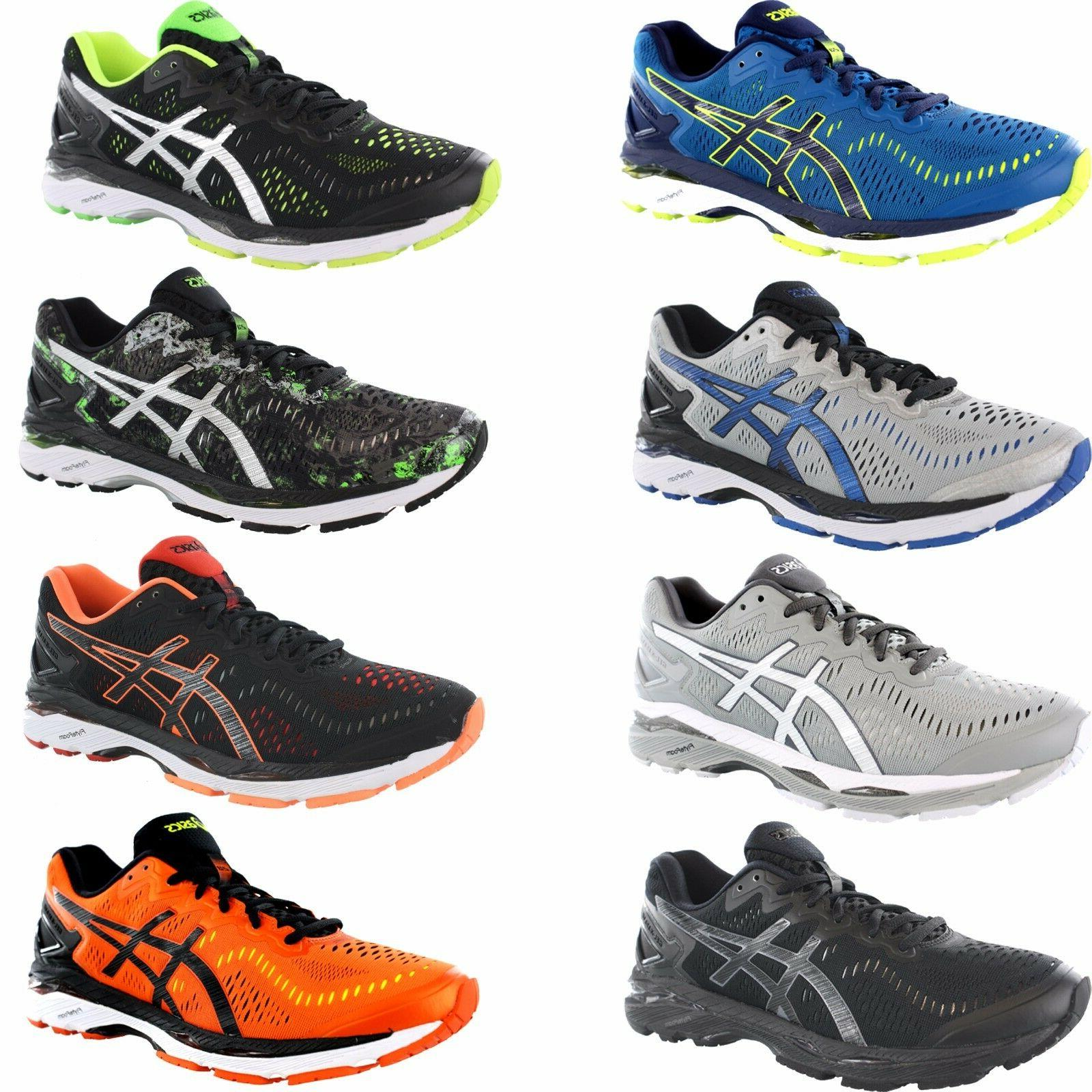 mens gel kayano 23 running shoes
