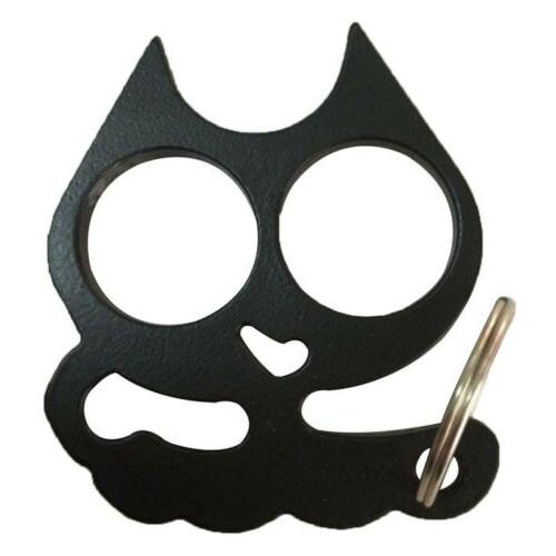 Buckle Chain Personal Key Metal ring Cat Key chain USA