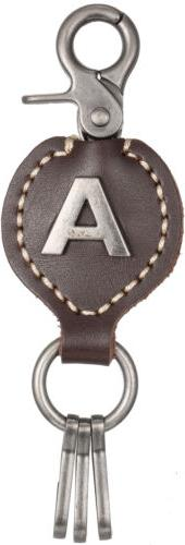 Mio Alphabet Keychain, Single Letter with Easy