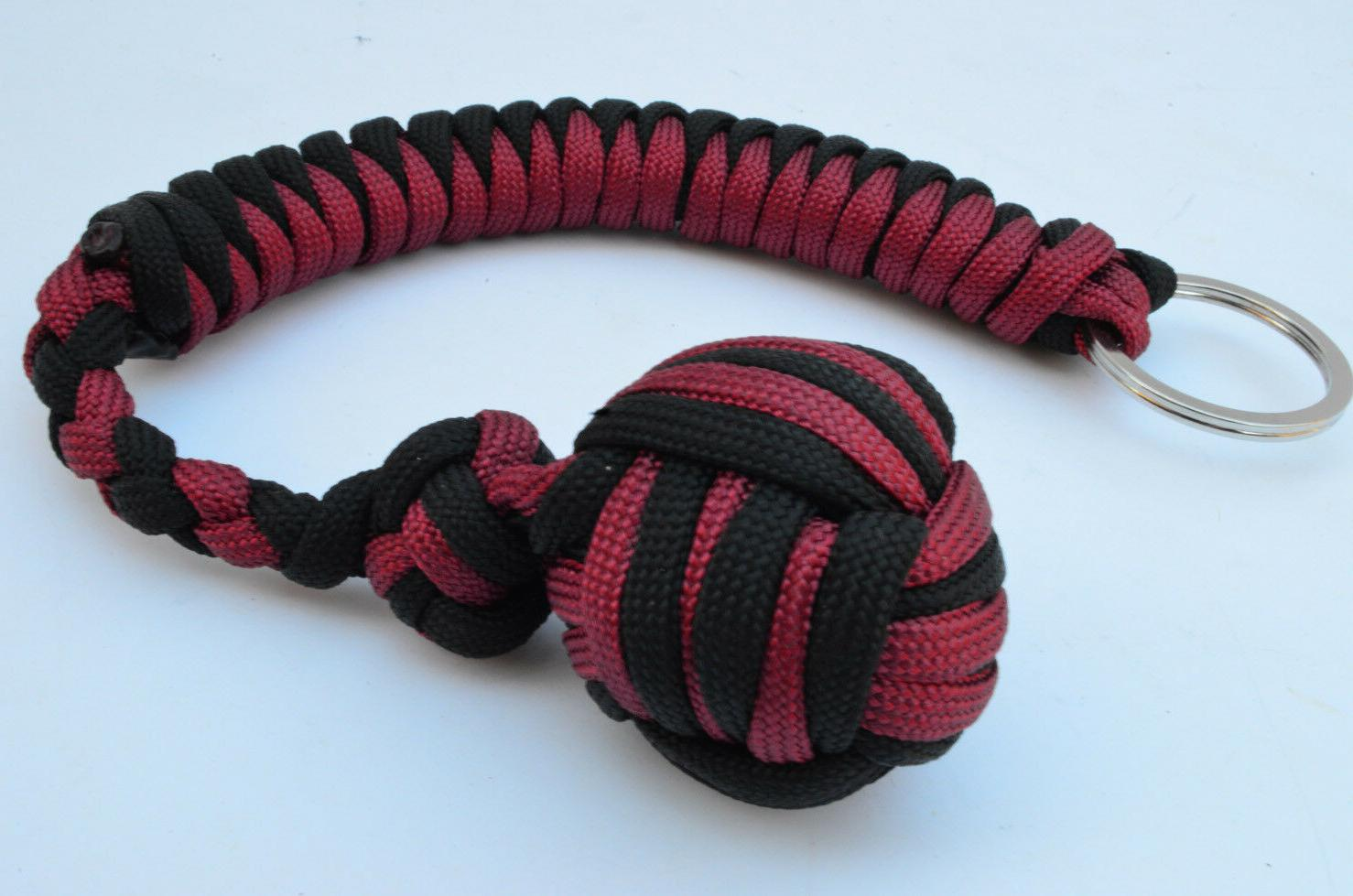Acid Tactical Monkey Ball 550 Paracord 10""