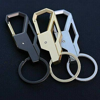 NEW Metal Keyring Keychain Key Ring