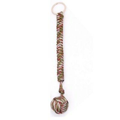 Outdoor Self Monkey Fist Steel Ball