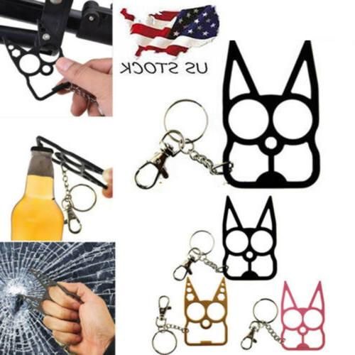 personality classic cat self defense tools key
