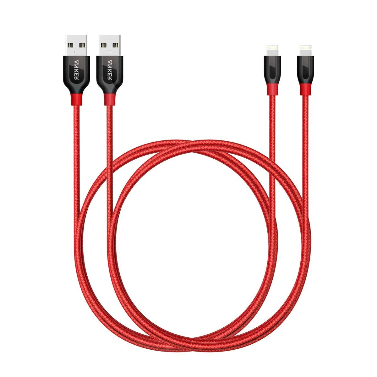 powerline lightning cable durable fast