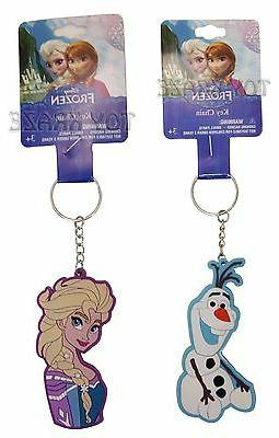 s frozen key chain set elsa