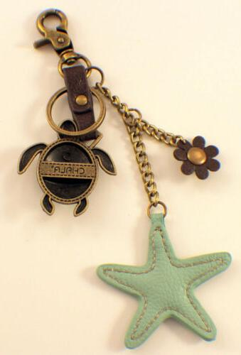 Chala Sea Starfish Purse Bag Charm
