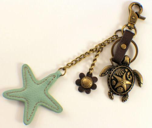 Chala Turtle Purse Bag Charm