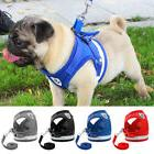 Gooby Small Breed Dog Harness Simple Step In S M L - Reflect