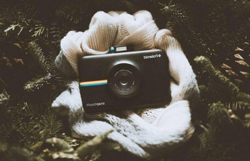Polaroid Instant Print Digital Camera with