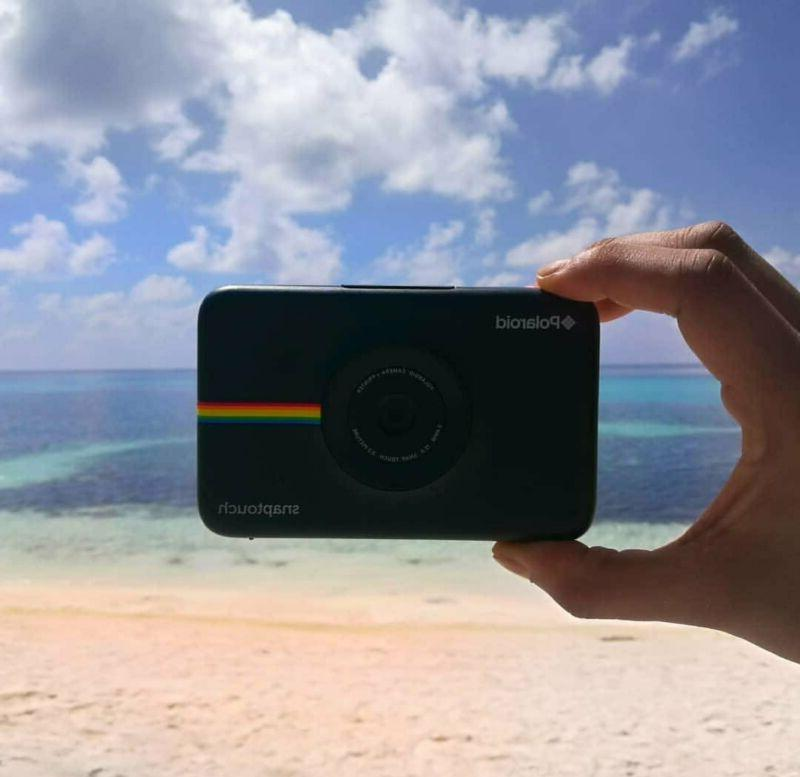 Polaroid Touch Instant Print with LCD D