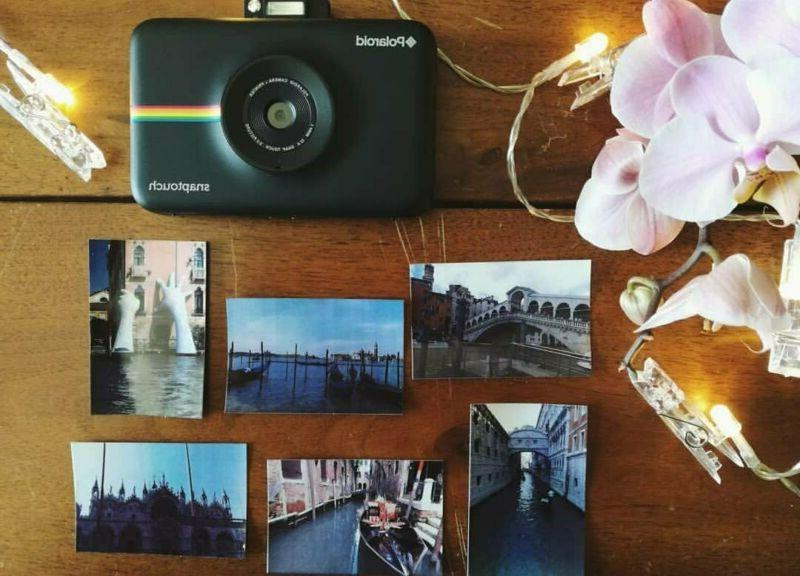 Polaroid Snap Portable with Touchscreen D