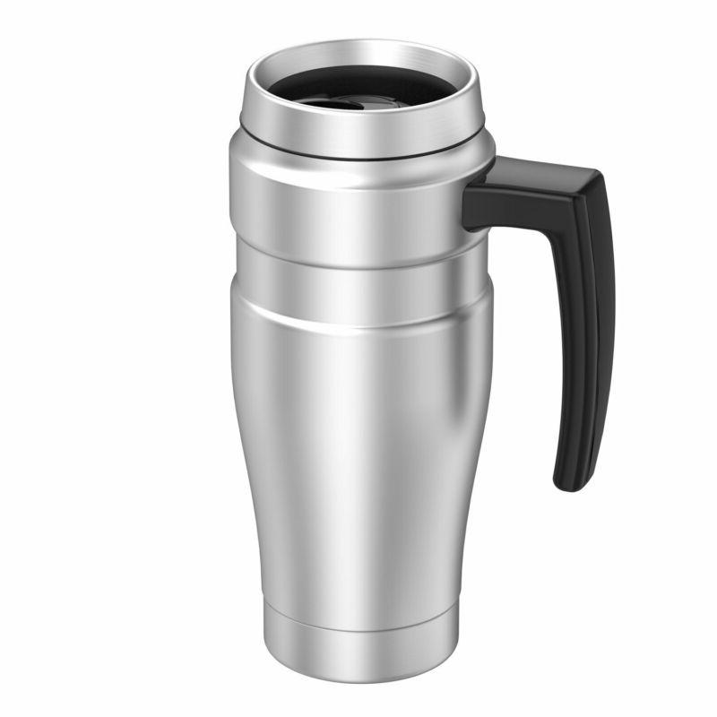 Travel Thermos Stainless Stainless Steel Mug Tea Cup 16o