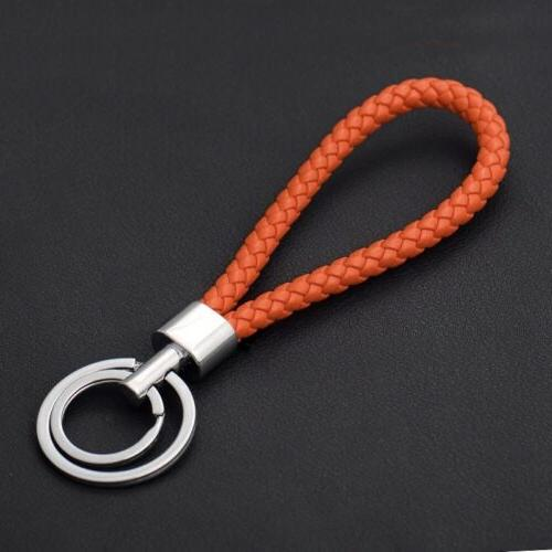Two Multi-Color Rope ring Gift