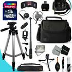 Ultimate ACCESSORIES KIT w/ 32GB Memory + MORE  f/ Canon POW