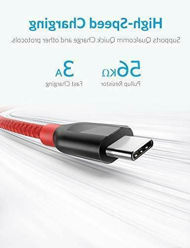 Anker Type Cable, USB-A, Double-Braided