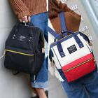 Women Men Travel Satchel Rucksack Backpack Laptop Shoulder S