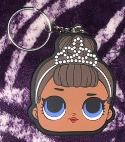 Lol Surprise Key Chain Blue Eyed Princess Collectible