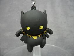 Marvel Collectors * Black Panther * 3-D Figural Key Chain Bl