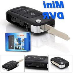 Mini Car Key Chain Spy Video Recorder Hidden Camera Camcorde