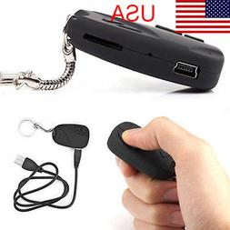 Mini Key Chain DV Spy Camera Hidden DVR Cam Video Recorder C
