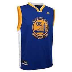 2c9ed2c3 NBA Youth 8-20 Golden State Warriors Curry Replica Road Jers