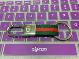 NEW Gucci Handbag Tag Fob Charm Key Chain Keychain Italy