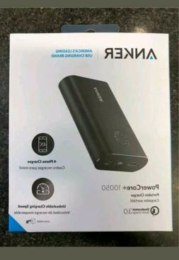 NEW Anker PowerCore+ 10050 mAh Portable Phone Charger Power
