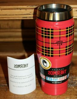 NWT - Thermos 16 oz. Vacuum Insulated Stainless Steel Travel
