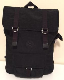 NWT Kipling Backpack Jinan, Laptop Compartment, Black, Monke