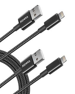 Anker 6ft Premium Nylon Lightning Cable , Apple MFi Certifie