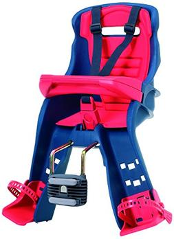 Peg Perego Orion Blue/Red Front Mount Child Seat