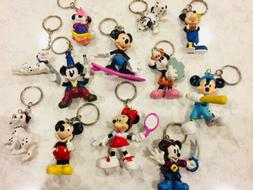 Party Favor!! Disney Mickey Mouse Minnie Key Ring Keychain L