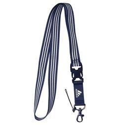 Adidas Performance Lanyard Whistle Key-Chain ID-Holder Sports Multi-Color