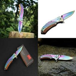 Pocket Knife Folding Pliers Outdoor Hunting Knives Key Chain
