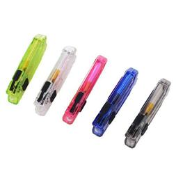 Practical Mini USB LED Keychain Flashlight Rechargeable Key
