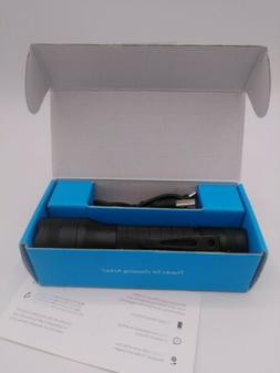 Anker Rechargeable Bolder LC40 Flashlight, LED Torch, Super