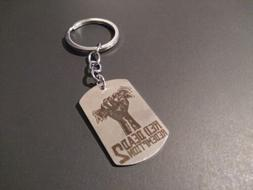 Red Dead Redemption 2 Logo Game Key Chain BRAND NEW!!!!