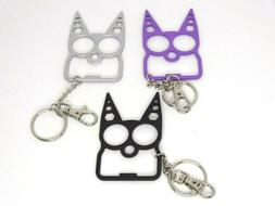 Set of 3 Kitty Key-chain Multi-Function Tool