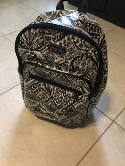 SAKROOTS Small Backpack Tribal Print With Laptop Compartment
