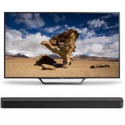 Sony 48-Inch 1080p Smart LED TV KDL48W650D with  S100F 2.0ch