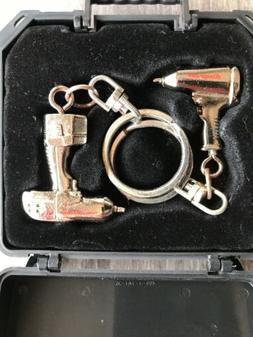 Snap On Tool Key Chain Set