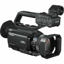 sony hxrnx80 compact 10 type nxcam camcorder black