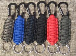 Oh Crap Survival Kits 6 Keychain Style Emergency Bug Out Kit